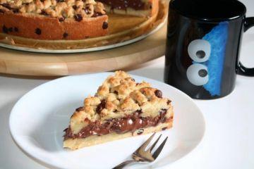 Nutella Cookie Kuchen Rezept Kochrezepte At