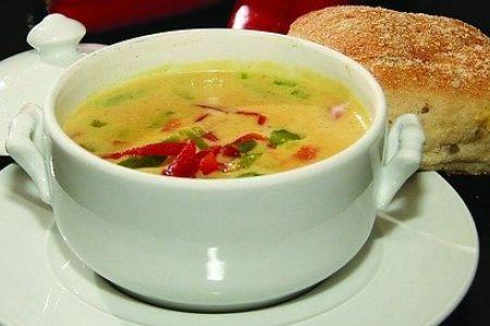 Currysuppe mit Kokosmilch