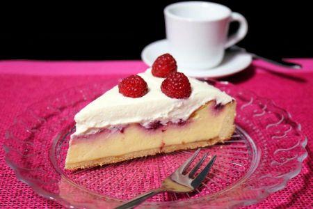 Heiße Liebe Topfenkuchen