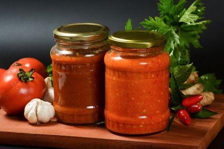 Tomaten-Chili-Chutney