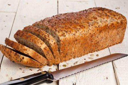 Low Carb Brot mit Topfen