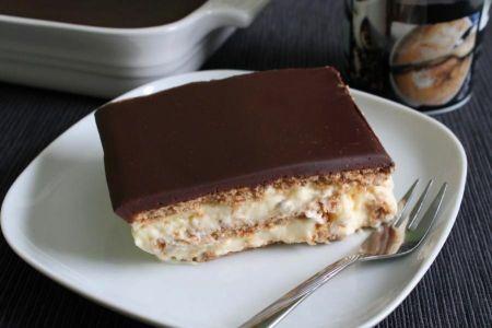 Eclair-Dessert