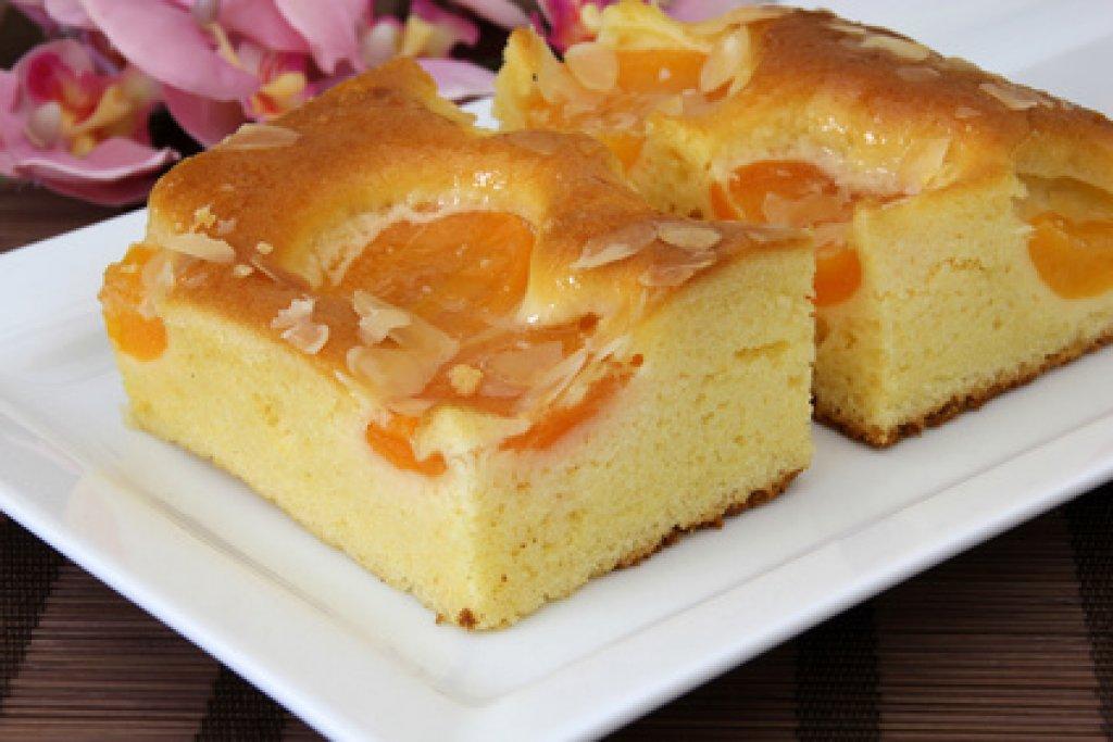 Blechkuchen Mit Marillen Rezept Kochrezepte At
