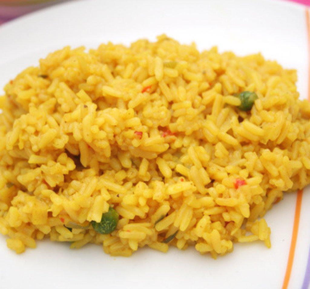 Curryreis rezept - Reis kochen tasse ...