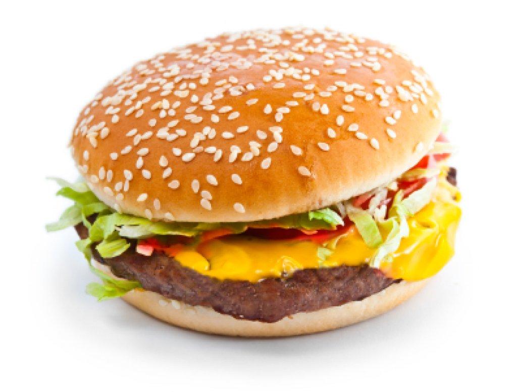 hamburger mit geschmolzenem k se rezept. Black Bedroom Furniture Sets. Home Design Ideas