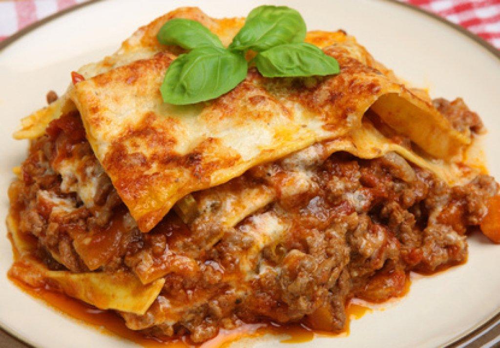 Kochrezepte lasagne