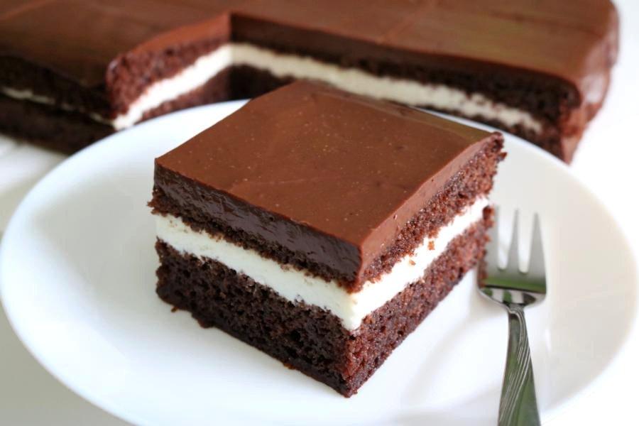 Kakao Schnitten Mit Cremefullung Rezept Kochrezepte At