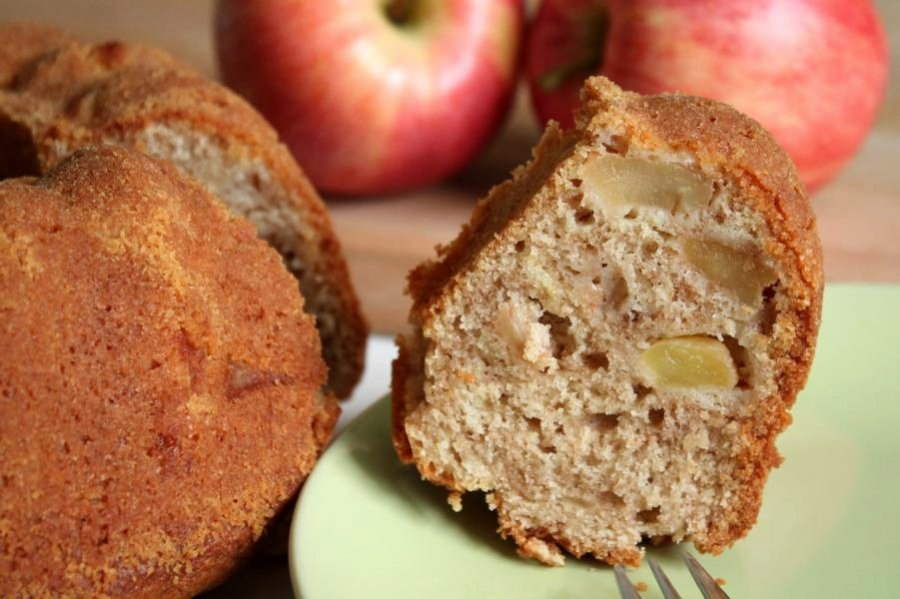 Schneller Apfel Zimt Kuchen Rezept Kochrezepte At