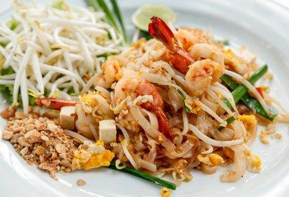 Pad Thai - Rezept | Kochrezepte.at