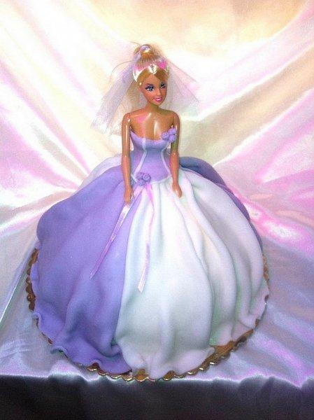 Barbie Torte Rezept Kochrezepte At