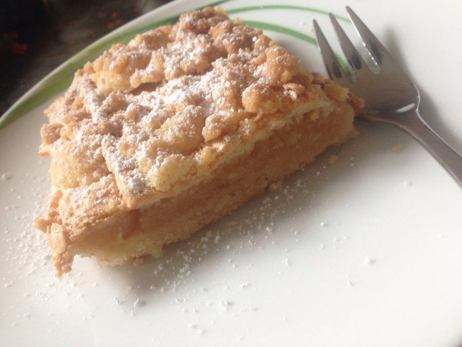 Apfelkuchen Mit Baiser Und Streusel Rezept Kochrezepte At