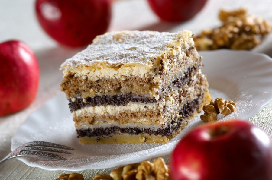Easter Ricotta Cake