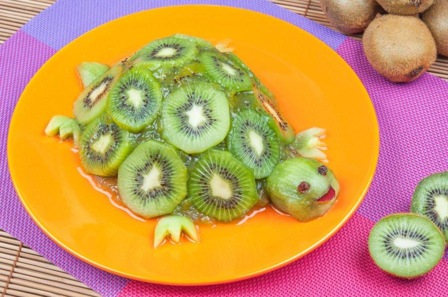 Schildkroten Kiwi Kuchen Rezept Kochrezepte At