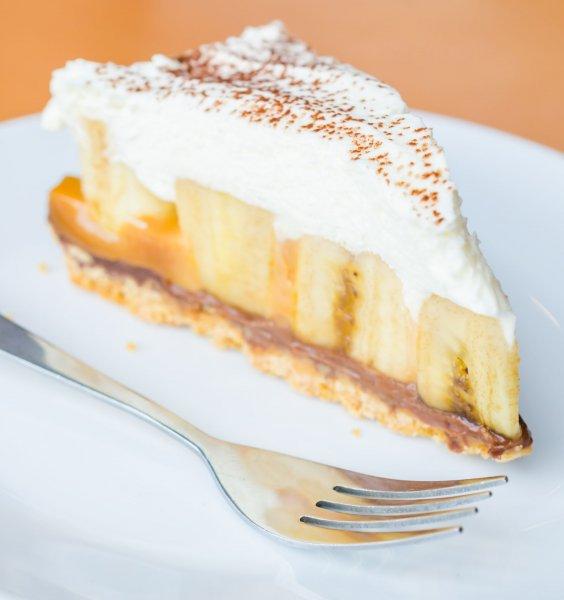 Toffee Bananen Torte