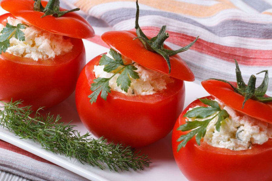 gef llte tomaten schnell und lecker rezept. Black Bedroom Furniture Sets. Home Design Ideas