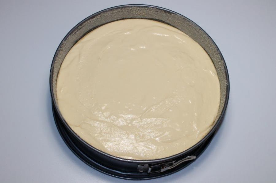 Marzipan-Käsekuchen - Rezept | Kochrezepte.at