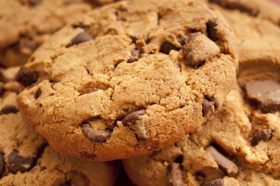 schokoladen chip cookies rezept. Black Bedroom Furniture Sets. Home Design Ideas