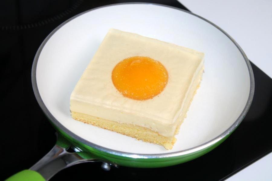 Spiegeleikuchen Rezept Kochrezepte At