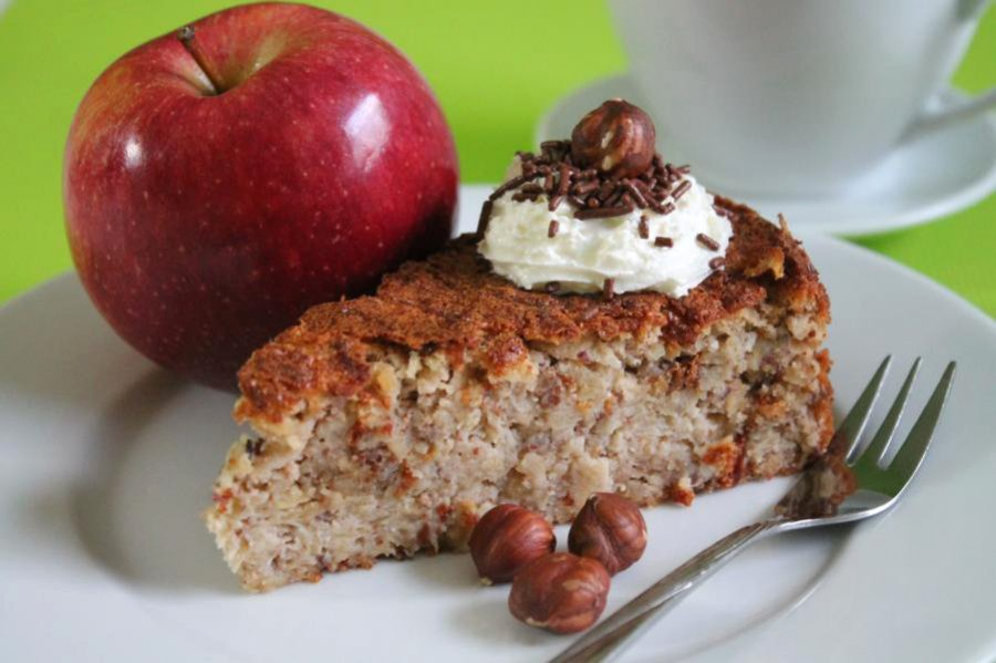 Apfel Nusskuchen Rezept Kochrezepte At