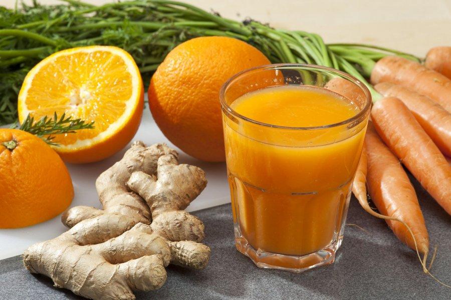 Bildergebnis für karotte ingwer smoothie