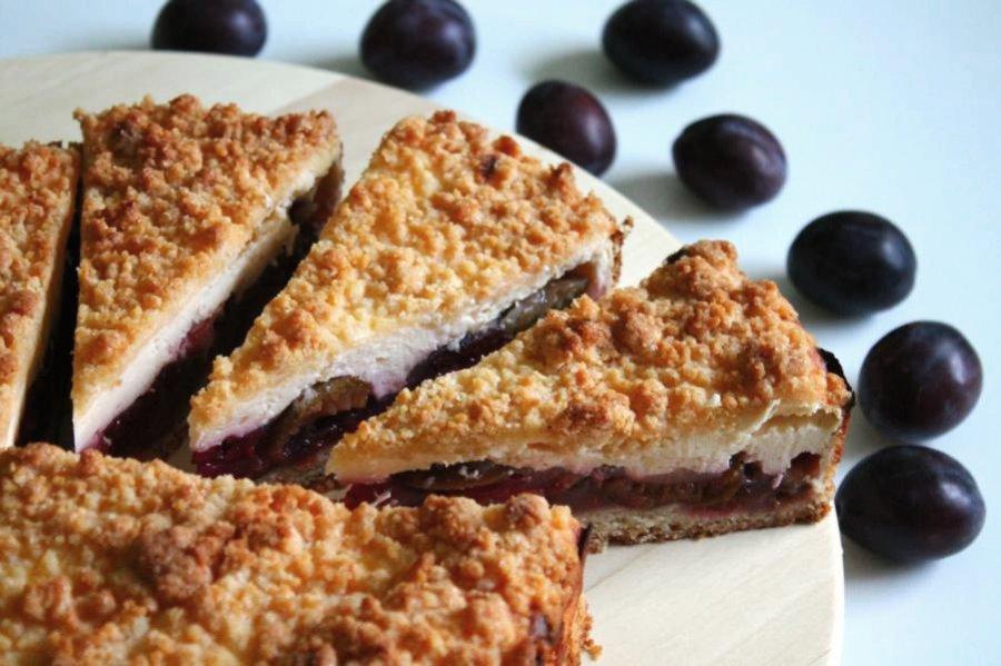 Zwetschken Topfen Kuchen Rezept Kochrezepte At